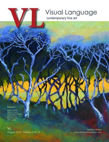 Visual Language Magazine Contemporary Magazine Vol 3 no 8