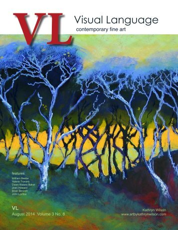 Visual Language Magazine Contemporary Magazine Vol 3 no 8