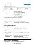 SAFETY DATA SHEET - TWL-Technologie GmbH - Page 3