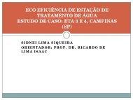 eta 3 e 4, campinas - Advances In Cleaner Production