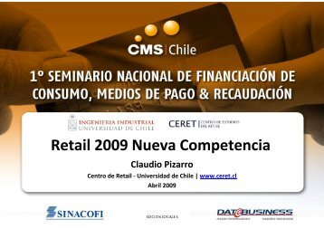 Retail 2009 Nueva Competencia - SINACOFI