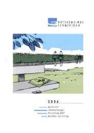 2006 - Ortsgemeinde Schmerikon