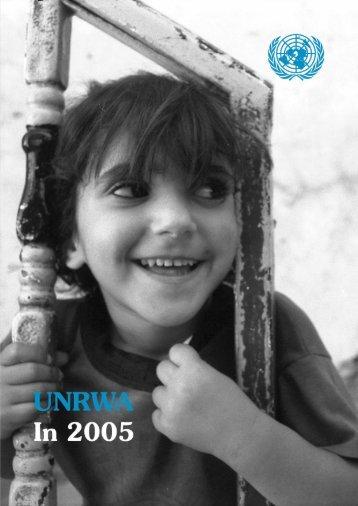 UNRWA in 2005