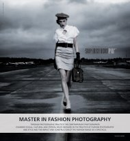MASTER IN FASHION PHOTOGRAPHY - Rompela