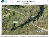 Map - Huron River Watershed Council
