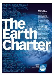 Download - Earth Charter Initiative