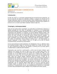 Literatura Modulo 4 - Sector Lenguaje y Comunicación