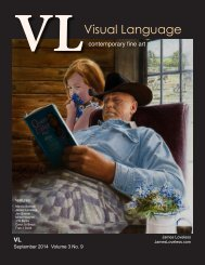 Visual Language Magazine Contemporary Fine Art Vol 3 no 9