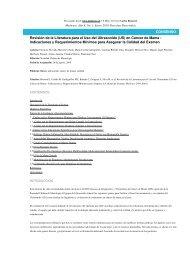 Ver PDF - Sociedad Chilena de Mastología