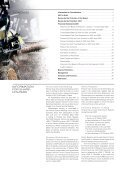 Annual report 2001 In English - Ponsse - Page 2