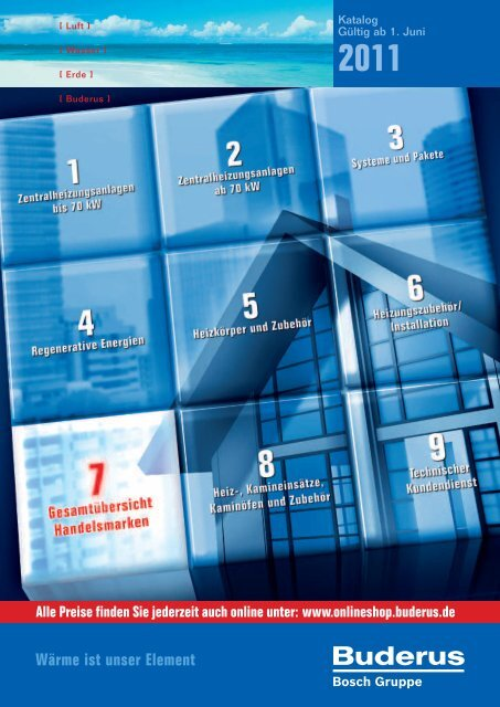 Titelseite Katalog Teil 7_2011_5-farbig - Buderus