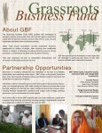 gBF's work in asia is primarily focused on strengthening and scaling ... - Page 2
