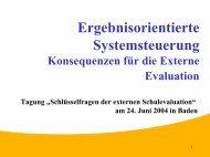 Referat von Christoph Burkhard - argev