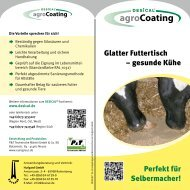 Flyer agroCoating