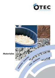 Materiales - Edeltec