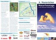 4. Hunsrücker Naturfototage - Hans-Martin Braun und Carsten Braun