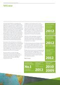 International Non Governmental Organisations brochure - Page 2