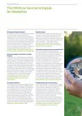 International Non Governmental Organisations brochure - Page 3