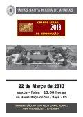 22 de Março de 2013 - Haras Santa Maria de Araras - Page 2