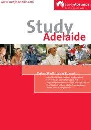 Deine Stadt, deine Zukunft - Study Adelaide