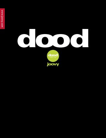 To Download Our Dood Catalog - Joovy