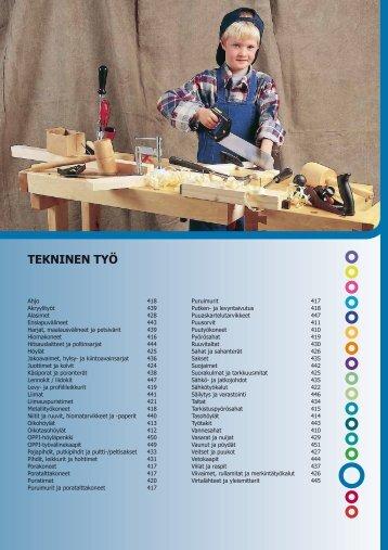 TEKNINEN TYÖ - Lekolar-Printel Oy