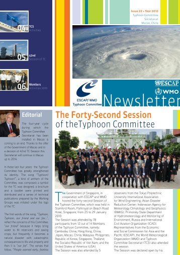2010 - Typhoon Committee