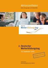 Aktionsleitfaden herunterladen ( PDF-Dokument, ca. 3.200 KB)