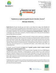 2.Motivatia audiere Alma-Ro GS Bucuresti.pdf - Asociaţia ALMA-RO