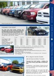 KLARMAN N US TRUCK S & CARS 09 5 22 9 220-0 D-9 7483 ...