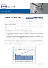 Informe - Titulos Vinculados al PBI