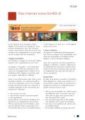 n°1 - 2013 - Fondation Claire Magnin - Page 5