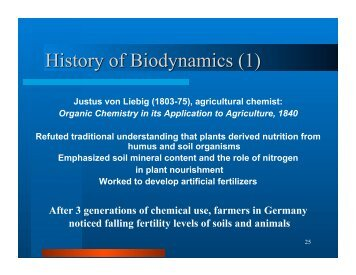 After 3 generations of chemical use, farmers in Germany noticed ...
