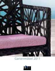 bp Gartenmöbel 2011.pdf - WELLNESS FÜR ZUHAUSE