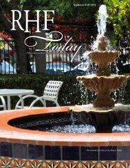 Summer/Fall 2010 - Retirement Housing Foundation