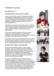 Haastattelu: Äidinkielen opettaja - Mol.fi
