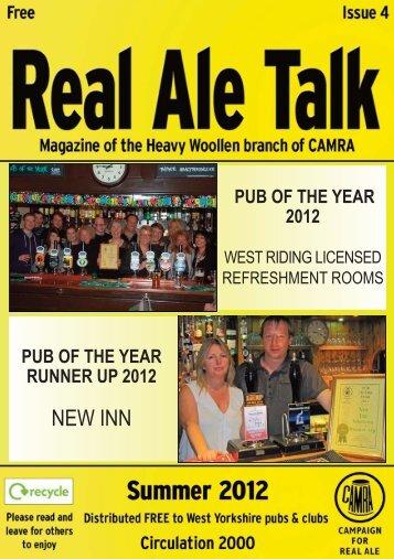 Ale Talk 3 - 11 - Heavy Woollen CAMRA