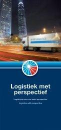 Folder HSF Logistics B.V. - Evo