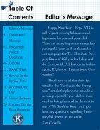 Florida Key Club's Sunshine Source Vol X  No 6 Feb-Mar 2015 - Page 3