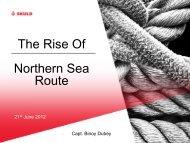 Presentation on NSR by Capt. B.K. Dubey - Skuld