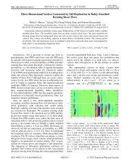 Zombie Vortices - UC Berkeley Computational Fluid Dynamics ...