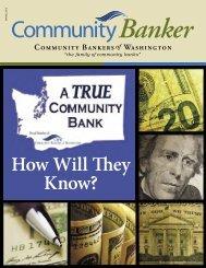 Community Bank? - Media Communication Group