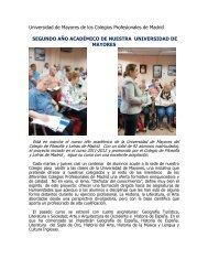 Universidad de Mayores - Colegio de Doctores y Licenciados