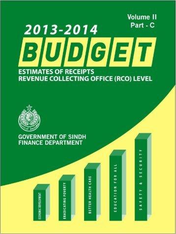 Volume-II- Receipts- Part-C - Finance Department - Government of ...
