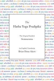 Raja Yoga Hatha Yoga Pradipika Of Svatmarama