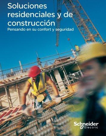 Brochure Soluciones Residenciales y de ... - Schneider Electric