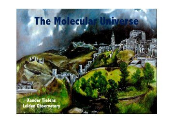 The Molecular Universe