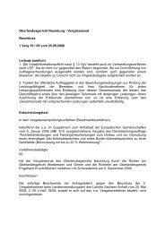 Oberlandesgericht Naumburg - Vergabesenat Beschluss 1 Verg 10 ...