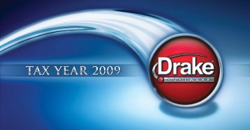 Drake Software - The Professional Tax Solution