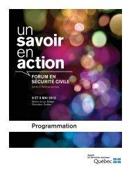 Un savoir en action - Agence de la santé et des services sociaux de ...